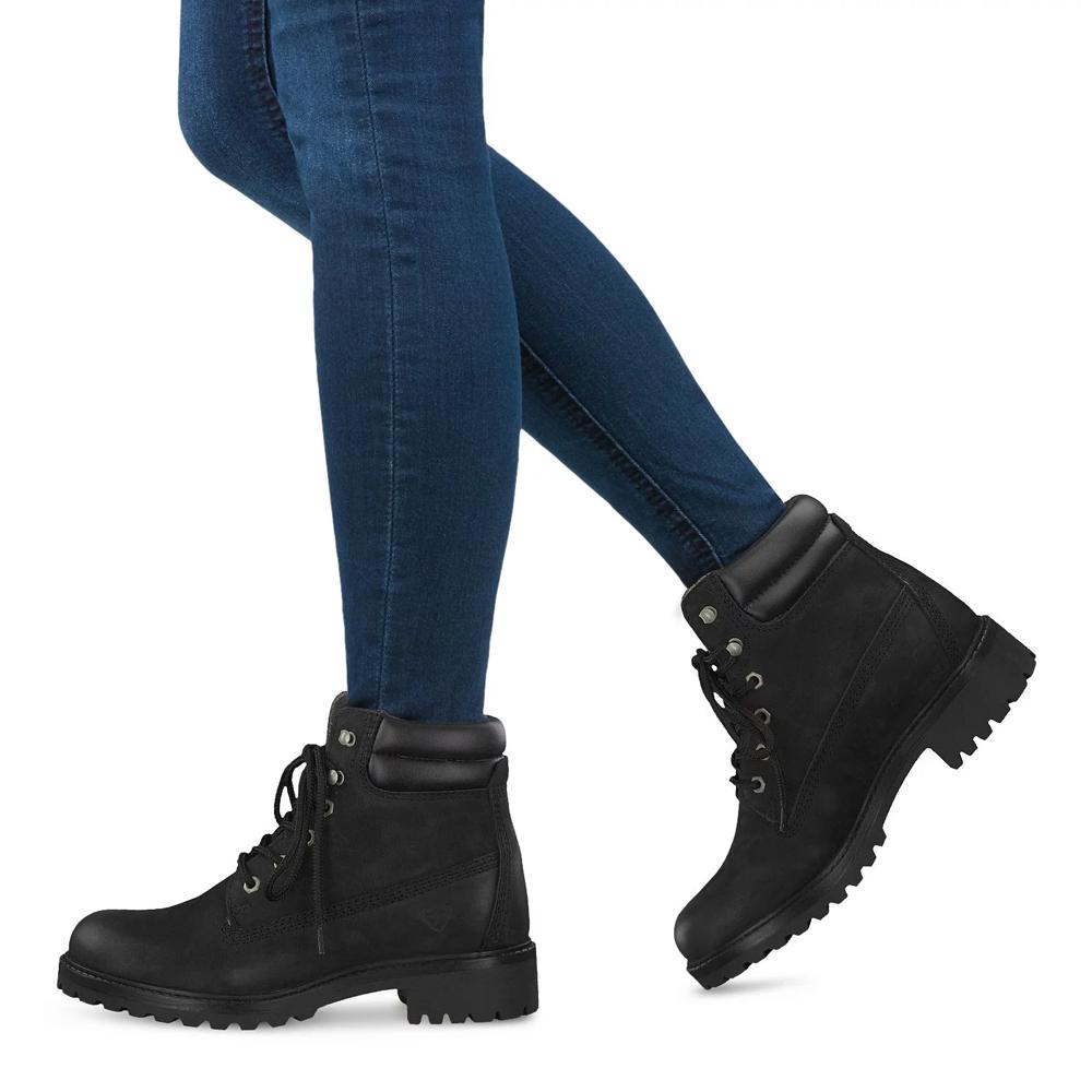 Tamaris Damen Stiefel Catser Boots 25242 23 schwarz