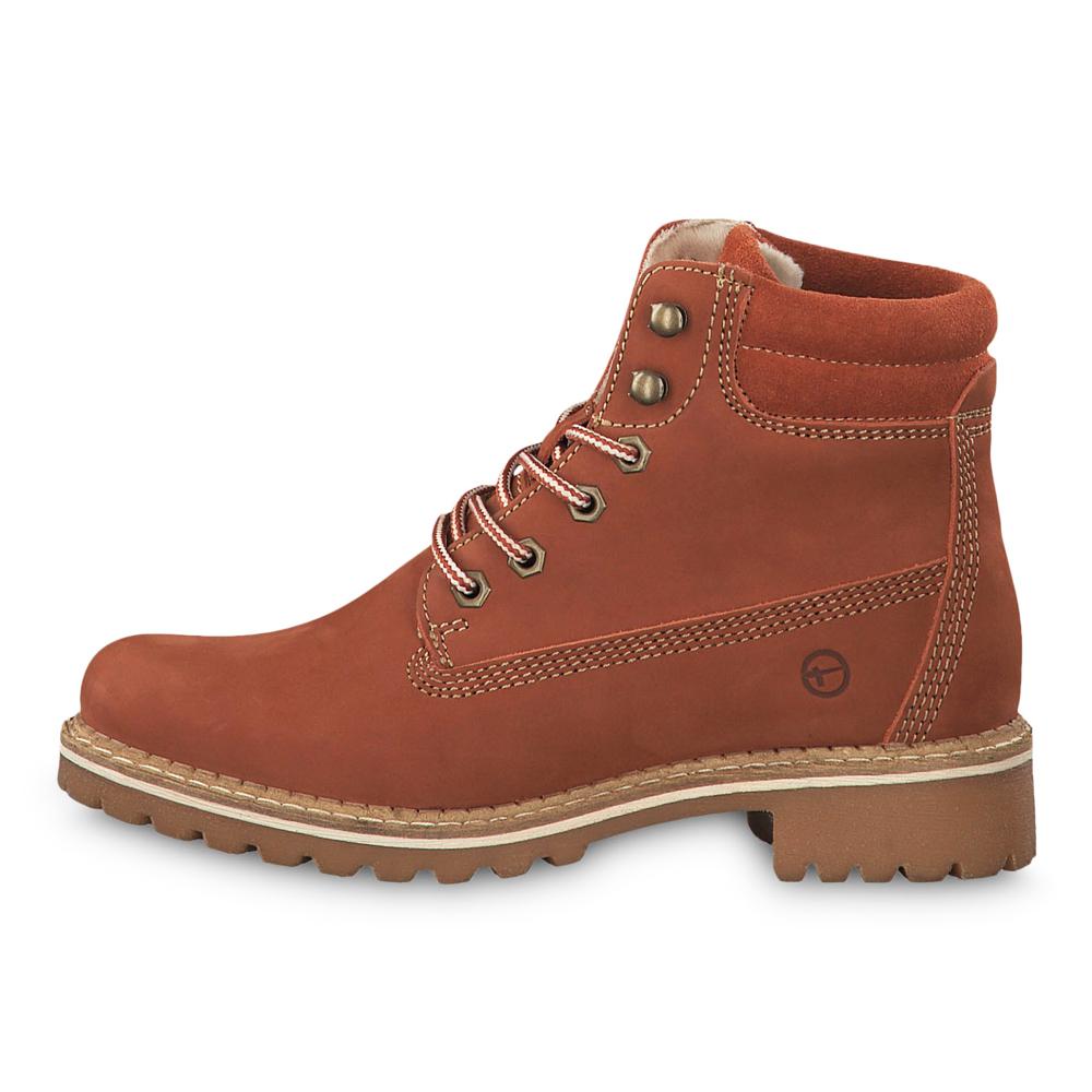 Tamaris Boots Stiefel Catser Damen 25242 23 Rustrost Braun SUMVqzpG