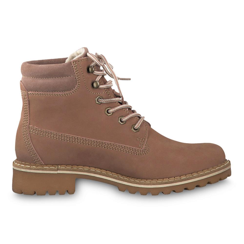 Catser Boots Tamaris Damen Old Stiefel Roserosa XPZkuOiT