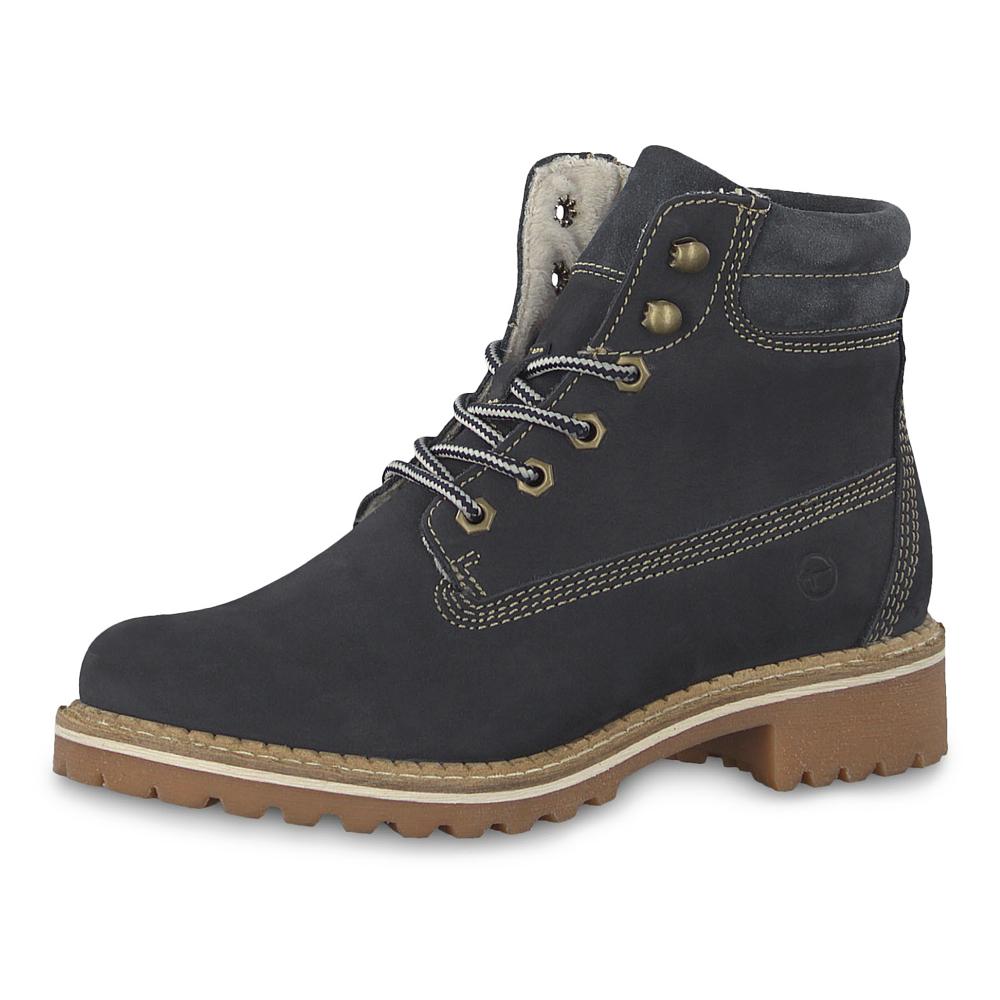 100% authentic 826a6 64404 Tamaris Damen Stiefel Catser Boots navy blau | Modefreund Shop