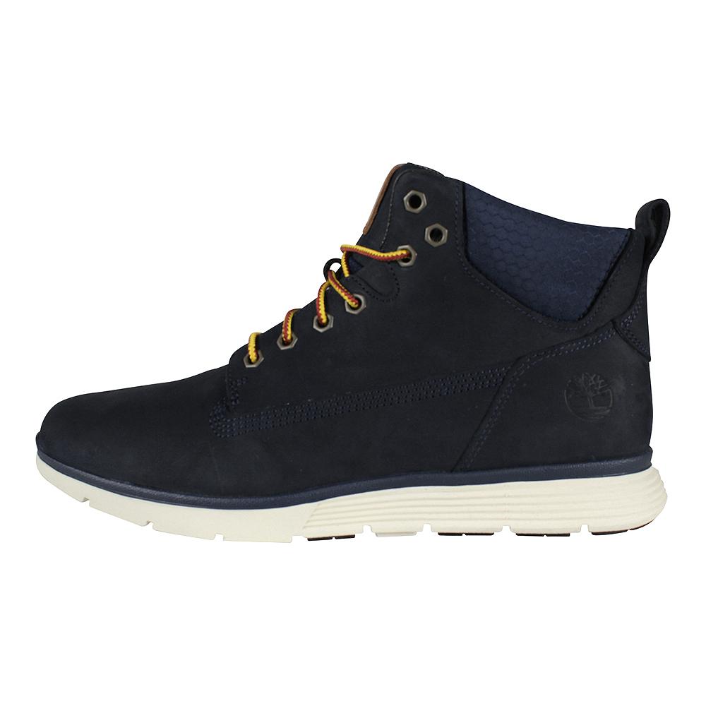 Details about Timberland Mens Boots Killington Chukka Boot Sneaker Leather Nubuck Navy SALE show original title