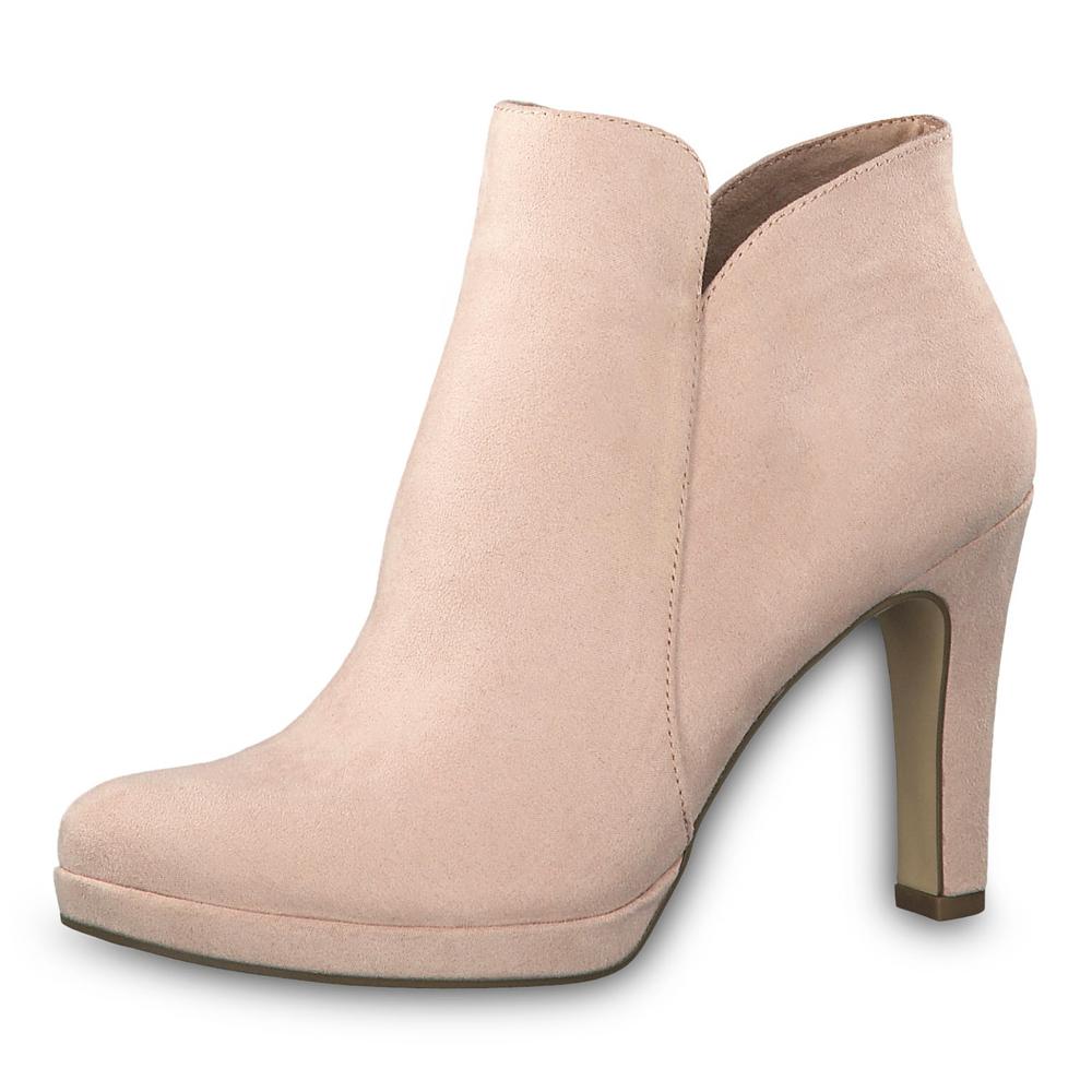 best exclusive deals new authentic Tamaris Damen Stiefeletten Schuhe 25316 Boots rosa | Modefreund Shop