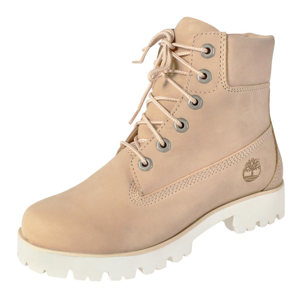 Timberland Damen Stiefel 6 Inch Heritage Lite Boots Apple Blossom (rosa) | Modefreund Shop
