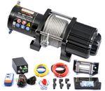 Power Series® 12V Seilwinde 4000 EXTREME (1818kg) + Funkfernbedienung