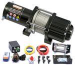 Power Series® 12V Seilwinde 5000 EXTREME (2268kg) + Funkfernbedienung 001