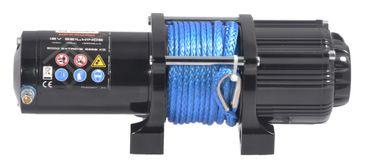 Power Series® 12V Seilwinde 5000 EXTREME (2268kg) - Kunststoffseil + Funk – Bild 3