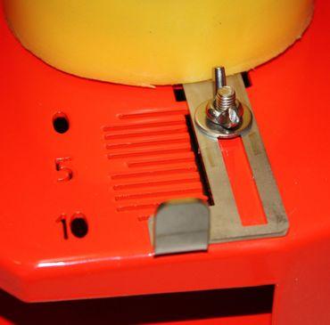 APV Streuer KS 40 WD - Elektrischer Streuer Streugerät  – Bild 2