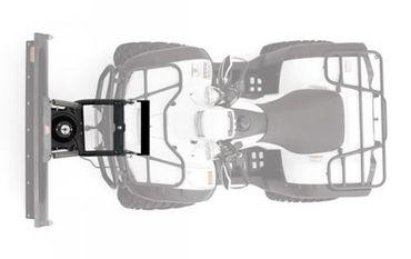 WARN Schneeschild Front Montagekit Yamaha GRIZZLY 660