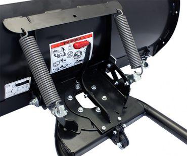 WARN ProVantage Schneeschild 127cm FRONT Kymco MXU 400 IRS – Bild 2