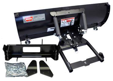WARN ProVantage Schneeschild 152cm FRONT Yamaha BIG BEAR 400 4x4 – Bild 1
