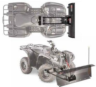 WARN ProVantage Schneeschild 137cm CENTER Honda FOREMAN TRX500 – Bild 3