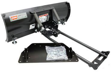 WARN ProVantage Schneeschild 137cm CENTER Kawasaki BAYOU 400 – Bild 1