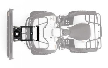 WARN ProVantage Schneeschild 137cm FRONT Kymco MXU 375i / 450i – Bild 3