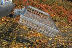 Hecktransporter Heckträger Premium absenkb., 900x500x125 mm (feuerverzinkt) 001