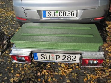 """Deckel für Transportbox """"Vario"""" I (1200 mm) für Vario 1140 mm"""
