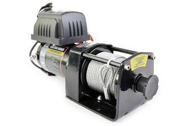 ATV/Quad Elektrische Seilwinde Warrior® NINJA 2000LB A 907 kg 12 V – Bild 5