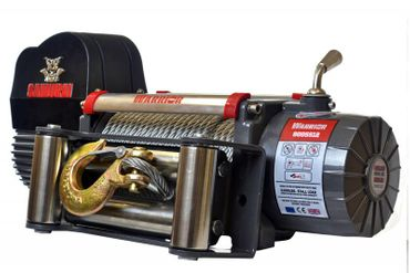 Elektrische Seilwinde Warrior® Samurai S8000 3,6 t 12 V