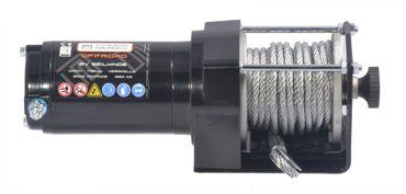 Powerseries® 12V Seilwinde 3000 ECO (1360kg) + Funkfernbedienung – Bild 4