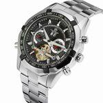 Forsining  Herren Automatik Armbanduhr Tourbillon FSG340M4T1 Bild 3