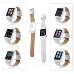 U10 Uwatch Smartwatch Armbanduhr für Android Samsung HTC Iphone Weiß 003