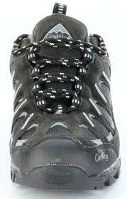 Conway Outdoor-Trekking-Wanderschuhe schwarz braun TEX-Membrane Herren Schuhe Nebraska – Bild 8