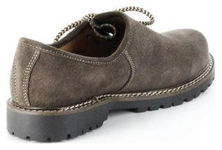 Bergheimer Trachtenschuhe Haferlschuhe dunkelbraun Herren Leder Schuhe Kufstein – Bild 5