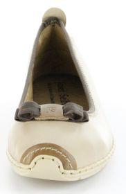 Josef Seibel Ballerinas stone Glattleder Lederdecksohle Damen Schuhe Melody 03 – Bild 8