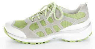 Josef Seibel Sportschuhe weißgrün Leicht Damen Outdoor Schuhe Gabriele 06 – Bild 2