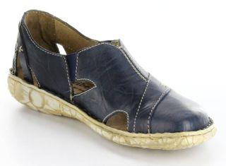 Josef Seibel Sandalette Leder Halbschuhe river Leicht Damen Schuhe Inka 11 – Bild 7