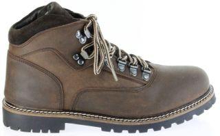 Bergheimer Trachtenschuhe Boots braun Leder Lederdeck Herren Schuhe Pöllau Berg – Bild 2