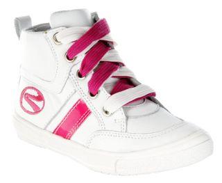 Richter Kinder Halbschuhe Sneaker weiß Schnürer Mädchen-Schuhe 4341-321-0402 – Bild 1