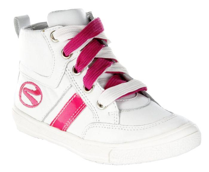 Richter Kinder Halbschuhe Sneaker weiß Schnürer Mädchen Schuhe 4341-321-0402
