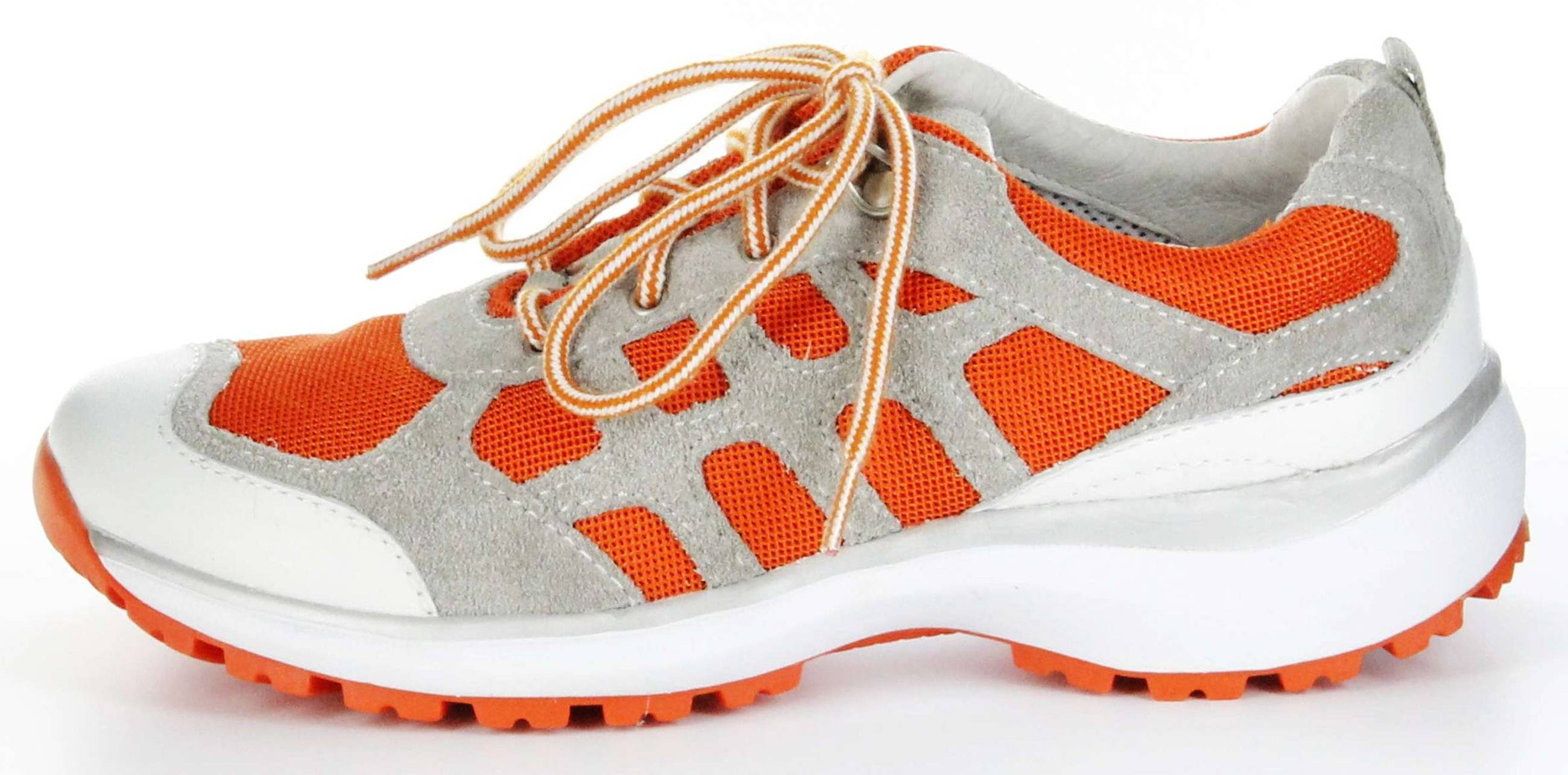 Josef Seibel Sportschuhe weißgrün Leicht Damen Outdoor Schuhe Gabriele 06