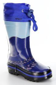 Conway Gummistiefel blau Regenstiefel Kinder Stiefel Schuhe Bodo – Bild 8