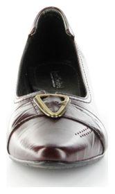 Josef Seibel Halbschuhe rot Glattleder Lederdecksohle Damen Schuhe Kylie 08 wine – Bild 9