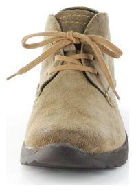 Josef Seibel Boots beige Velourleder Lederdeck Herren Schuhe Rocco 03 - taupe – Bild 9