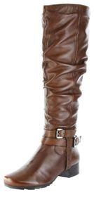 Marc Stiefel braun Damen Glattleder hochwertige Schuhe Madina 1.420.13-03 cognac – Bild 1