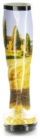 Conway Gummistiefel gelb Regenstiefel Damen Stiefel Schuhe Toskana – Bild 9