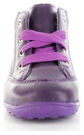 Richter Kinder Minis violett Glattleder Lederdeck Mädchen-Schuhe 0021-622-7500 Mini – Bild 9