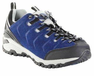 ConWay Sportschuhe blau Schnürsenkel Herren Outdoor Trekking Schuhe Denver blue – Bild 1