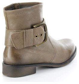 Marc Stiefel Stiefeletten (Boots) braun Leder Damen Schuhe Massa 1.476.10-39  – Bild 3
