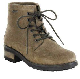 Marc Stiefel Stiefeletten (Boots) braun Velour GORE-TEX Damen Wilma 1.631.04-27 – Bild 1