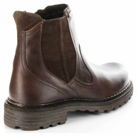 Marc Stiefel Boots braun Leder Warm Herren Schuhe GORE Paul 1.237.04-57 t.d.moro – Bild 3