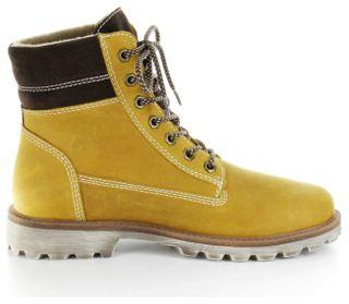 Richter Kinder Winter Stiefel beige Leder Warm TEX Jungen Schuhe 7623-622-5111 Dragon – Bild 7