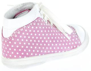 Richter Kinder Lauflerner Leder pink Mädchen-Schuhe 0322-732-3701 lollypop Dandi S – Bild 3