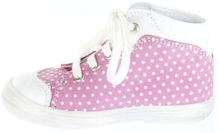 Richter Kinder Lauflerner Leder pink Mädchen Schuhe 0322-732-3701 lollypop Dandi S – Bild 7