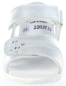 Richter Kinder Lauflerner-Sandalen blau Metallic Mädchen 2203-731-5611 jade Sissi S – Bild 9
