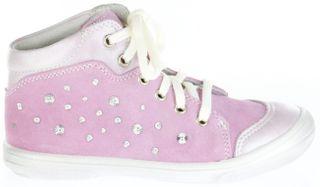 Richter Kinder Lauflerner Velourleder pink Mädchen Schuhe 0322-731-3501 fuchsia Dandi S – Bild 2