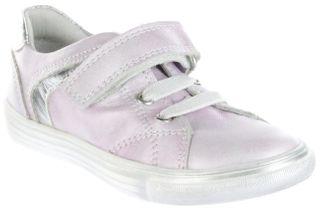 Richter Kinder Halbschuhe pink Metallicleder Mädchen Schuh 3133-735-3501 fuchsia Fedora – Bild 1