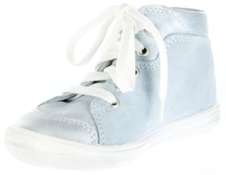 Richter Kinder Lauflerner Velourleder blau Mädchen-Schuhe 0322-731-5611 jade Dandi S – Bild 8